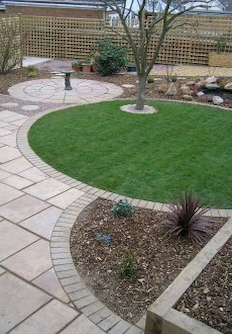 49+ straightforward Low Maintenance Front Yard Landscaping ... on Low Maintenance Backyard Ideas  id=65951