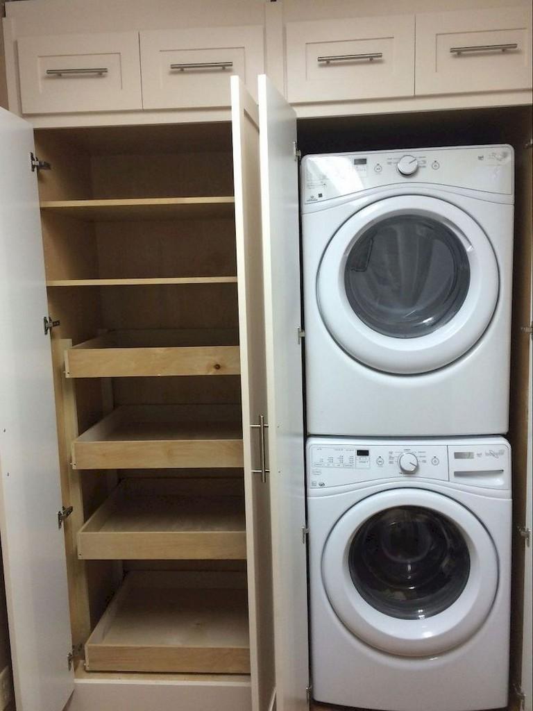 74 Awesome Diy Laundry Room Storage Shelves Ideas
