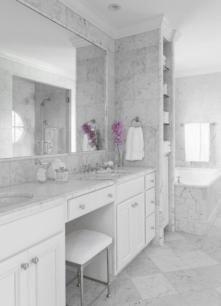 80 elegant master bathroom remodel ideas