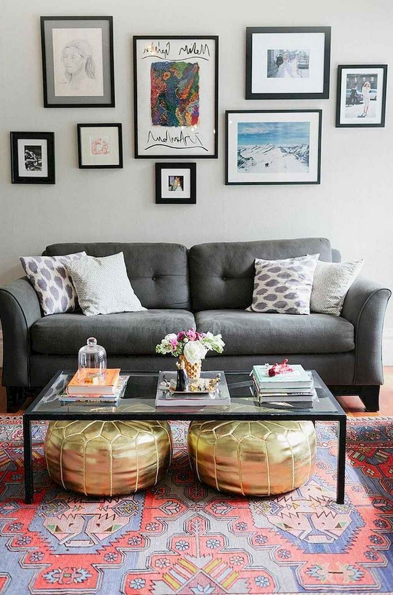 76 Best Small Apartment Living Room Decorating Ideas On A Budget