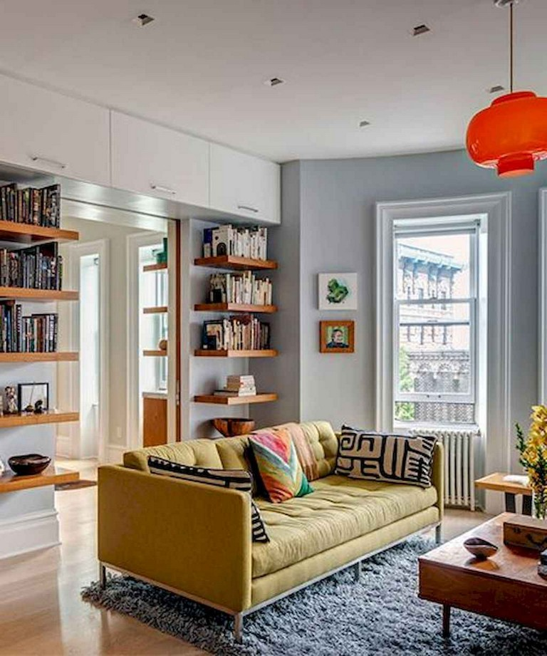 Living Room Decorating Ideas On A Budget: 76+ Best Small Apartment Living Room Decorating Ideas On A